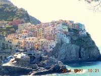 Italien Kulturlandschaft Cinque Terre Manarola Kopfbild