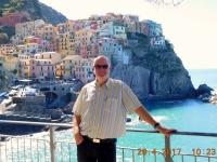 Italien Kulturlandschaft Cinque Terre Manarola