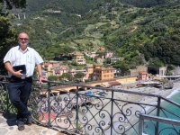 2017 04 29 Monterosso Blick vom Kloster Hl Francesco