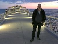 2017 04 29 Pier von Lido di Camaiore beim Abendspaziergang