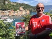 2017 04 30 Portofino mit FC Bayern Magazin