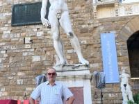 2017 05 01 Florenz David aus Carrara Marmor