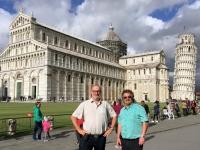 2017 05 01 Pisa Dom mit schiefen Turm