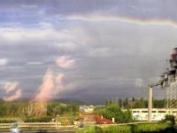 2017 04 28 Ganzer Regenbogen im Panorama