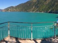 2017 04 29 Manarola Blick auf die Küste der Cinque Terre Küste