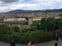 2017 05 01 Florenz vom Piazzale Michelangelo aus