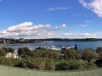 2017 05 09 Portoroz Blick vom Hotelzimmer