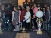 Führung im Inneren des Schlosses