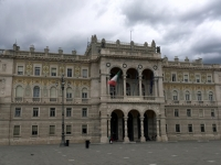 Triest Piazza dell Unita d italia