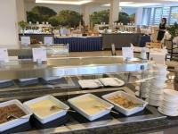 Frühstück im Hotel Slovenja