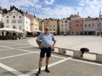 2017 05 10 Piran bekannter ovaler Stadtplatz