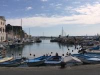 Lieblicher kleiner Hafen