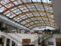 Atrium des Grand Hotel Portoroz