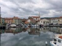 Izola Hafen