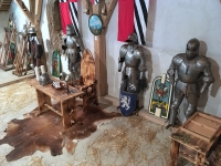 2017 05 11 Burg Predjama Museum