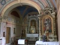 Kapelle im Gestüt
