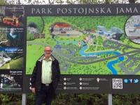 2017 05 11 Übersichtstafel Postojnska Höhlen