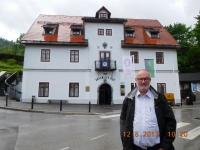 2017 05 12 Idrija UNESCO Quecksilberbergwerk Museum