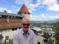 2017 05 12 Bled Blick auf Burg
