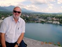 2017 05 12 Blick auf Bleder See und Bled
