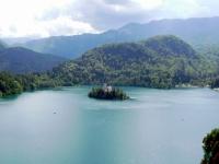 Bleder See mit Kirche auf der Insel