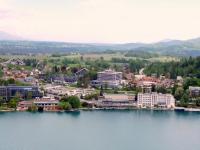 Herrliche Sicht auf Bled