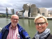 2017 06 06 Guggenheim Museum gegenüber
