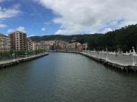2017 06 06 Bilbao Brücke über den Nervion