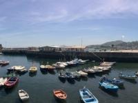 2017 06 07 Castro Urdiales Fischerhafen