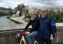 2017 06 06 Guggenheim Museum von der Brücke aus