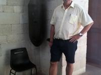 2017 06 11 Tropea Kathedrale mit Weltkriegsbombe