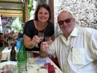 2017 06 11 Tropea Mittagessen mit RLin Nadja