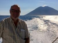 2017 06 12 Abfahrt von der Insel Stromboli
