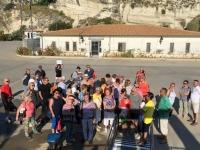 2017 06 12 Einsteigen der zweiten Gruppe in Tropea