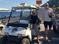 2017 06 12 Insel Stromboli Grosse Taxis stehen zur Verfügung