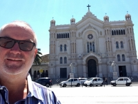 2017 06 13 Reggio Calabria Kirche aussen