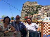 2017 06 13 Scilla Mittagspause des Reiseleiterteams