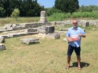 2017 06 14 Locri Archäologische Ausgrabungen Reisewelt on Tour