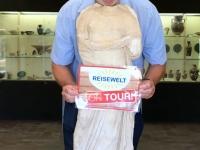 2017 06 14 Locri Archäologisches Museum Reisewelt on Tour