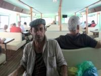 2017 06 12 Abfahrt von der Insel Lipari mit RL Mimmo