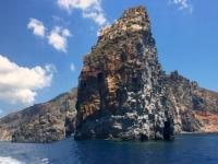 2017 06 12 Abfahrt von der Insel Lipari