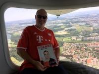 2017 08 01 Zeppelinfahrt Friedrichshafen am Bodensee FC Bayern