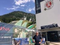 2017 07 31 Oberstdorf Schisprungschanze