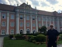2017 08 01 Besichtigung Meersburg mit dem Schloss