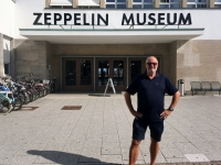 2017 08 01 Zeppelinmuseum Friedrichshafen Eingang