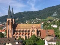 2017 08 02 Bregenz Pfarrkirche Herz Jesu