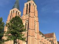 2017 08 02 Bregenz Pfarrkirche
