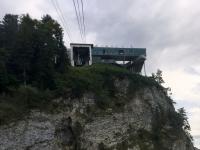 Bergstation Karren