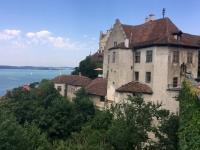 Meersburg Burganlage