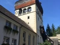 Martinsturm Wahrzeichen von Bregenz